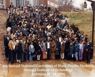 8th Annual Conference of Black Physics Students (1994)