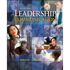 the cover of Leadership Communication