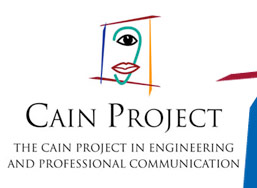 logo for the Cain Project