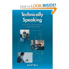 Cover of Technically Speaking