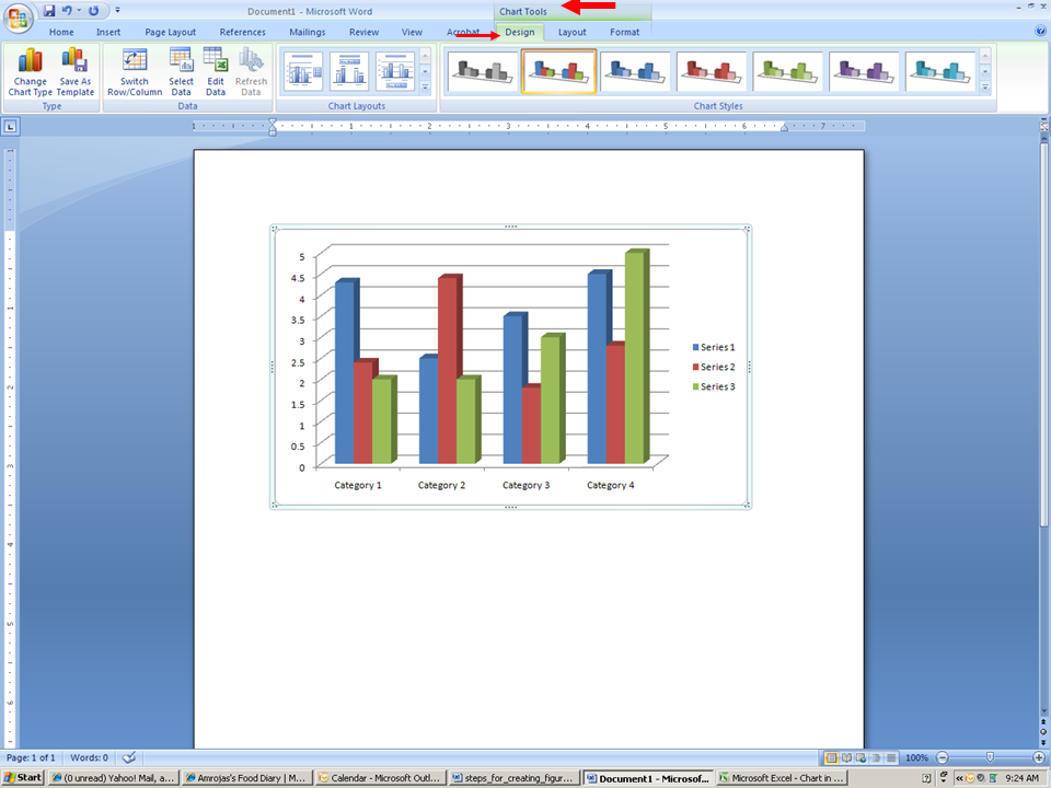 Step two, Creating a bar graph, By OpenStax (Page 2/2) | QuizOver.com