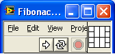 A screen cap of a windows window showing a 'connector pane'.