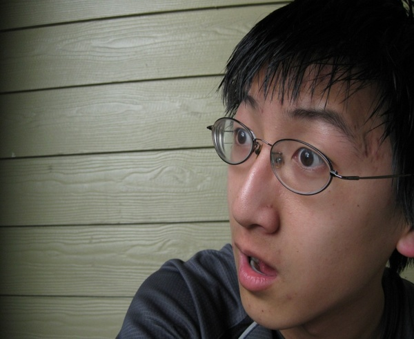 Picture of Allen Gu, the author.