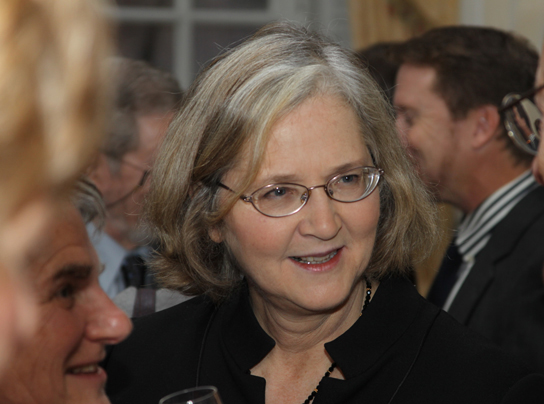 Photo shows Elizabeth Blackburn.